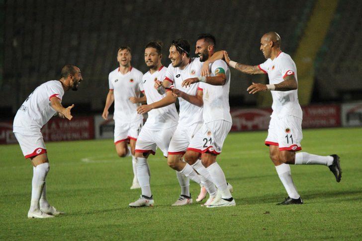 Altay 0 - 1 Gençlerbirliği (Spor Toto 1. Lig)