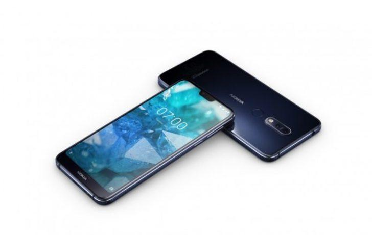 Şık, ucuz ve güçlü; Nokia 7.1