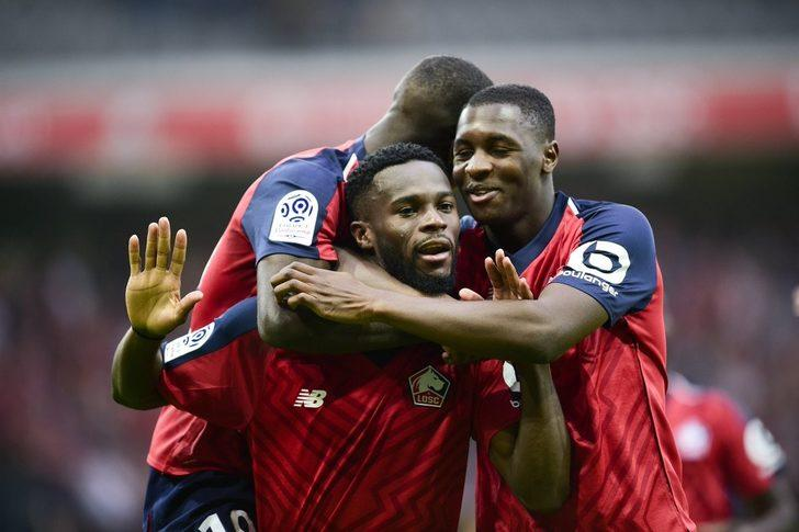 Lille 3 - 1 Saint Etienne