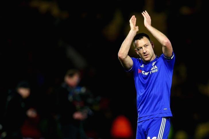 John Terry futbolu bıraktığını açıkladı