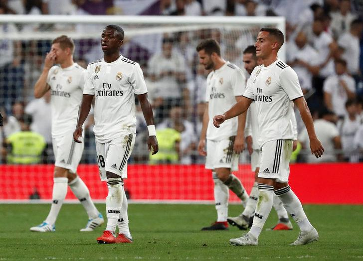 Real Madrid'de Lopetegui'nin koltuğu sallanıyor! İlk adaylar Conte ve Solari
