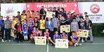 Fatih'te 3x3 Sokak Basketbolu Turnuvası'nda dereceye giren sporcular ödüllendirildi