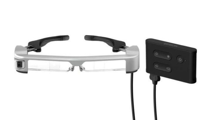 Epson'un en akıllı gözlüğü piyasada