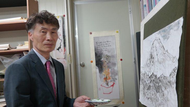 Kore'li ressam Torbalı'da sergi açacak