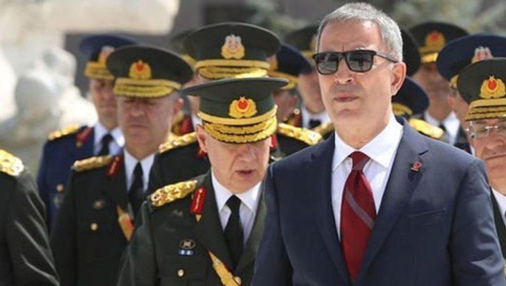 Milli Savunma Bakanı Akar'dan Menbiç açıklaması: Bugün başladı