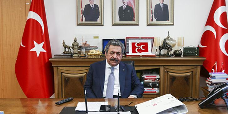 MHP'li isimden dikkat çeken sözler! 'Erdoğan'a kırıldım'