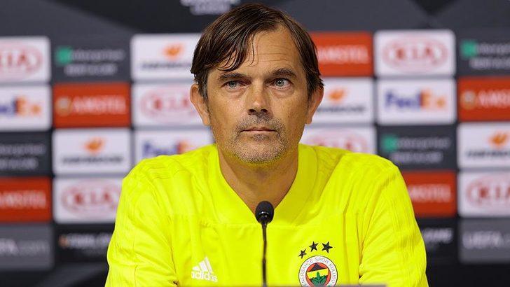 """1 - COCU iLE DEVAM Yönetim, başlattığı değişim rüzgarının arkasında duracak ve yola her şartta Phillip Cocu ile devam edecek. Ancak bu ihtimal çok güçlü görünmüyor. Çünkü başkan Ali Koç """"Çok büyük bir facia olmadığı taktirde Cocu ile devam ederiz"""" ifadelerin kullanmıştı. Avrupa'da Dinamo Zagreb'den 4 yiyen Kanarya, ligde de 15. sırada küme düşme hattının 1 basamak üzerinde. Kötü sonuçlar sürerse Phillip Cocu'nun koltuğunu koruma ihtimali çok düşük."""