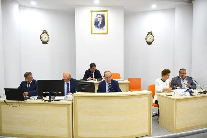 Belediye Meclisi Ekim ayı toplantıları başladı