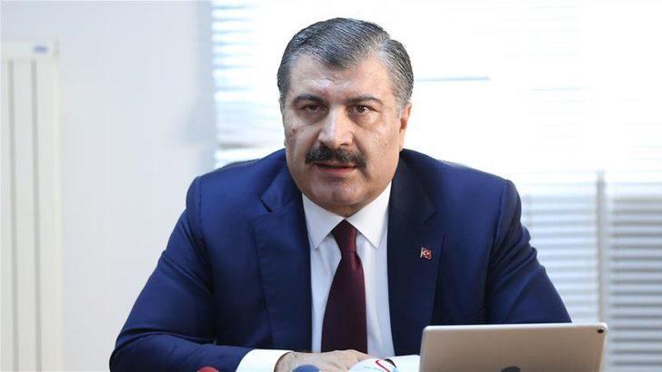 Sağlık Bakanı Fahrettin Koca'dan kur artışı nedeniyle kısıntı iddialarına yanıt