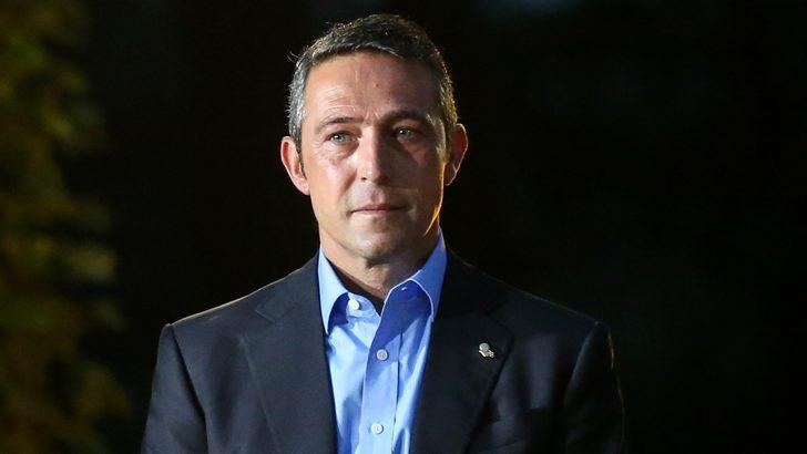 Ali Koç: Ersun Yanal planlarımız arasında yok