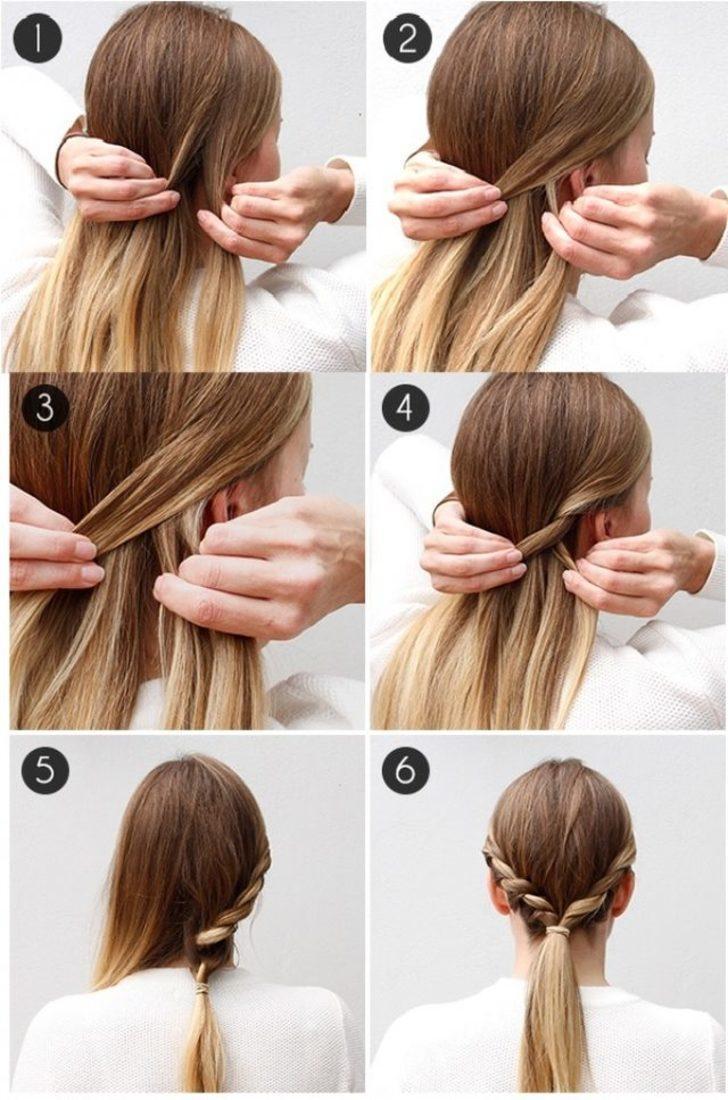 10 Dakikada Yapabileceğiniz 9 Havalı ve Kolay Saç Modeli