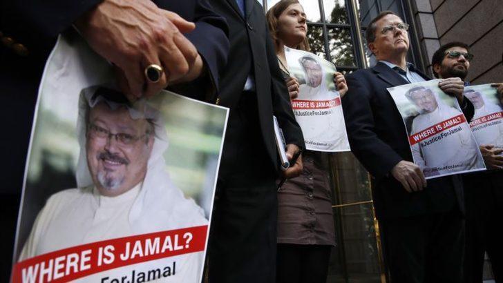Suudi Gazeteci İçin Telefon Trafiği