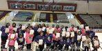 Dünya Kızları Buz Hokeyi Günü Kutlandı