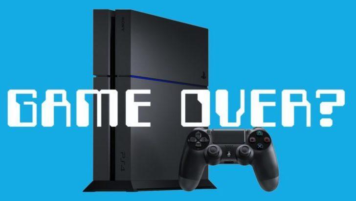 Sony kırık PS4 satanları dava ediyor