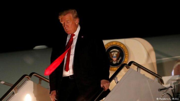 """Trump üzerindeki """"Kaşıkçı"""" baskısı artıyor"""
