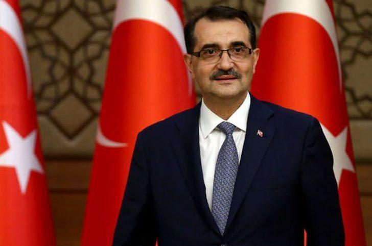Bakan Dönmez'den Vize, Pınarhisar ve Ahmetbey'e doğal gaz müjdesi
