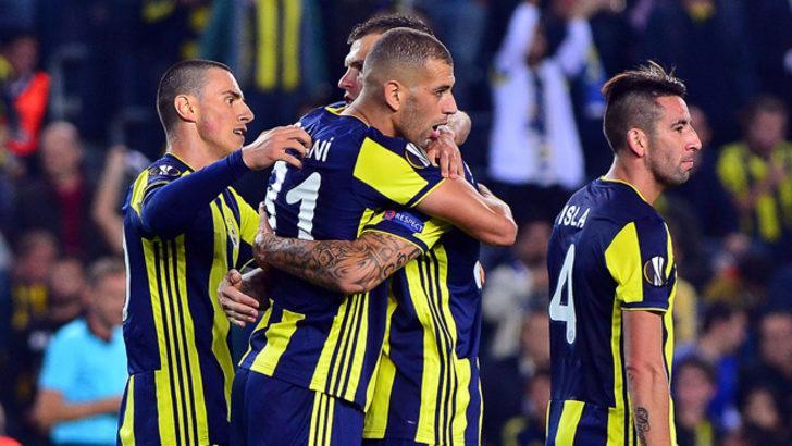 Fenerbahçeli futbolcu Slimani Başakşehir maçında sakatlanmış