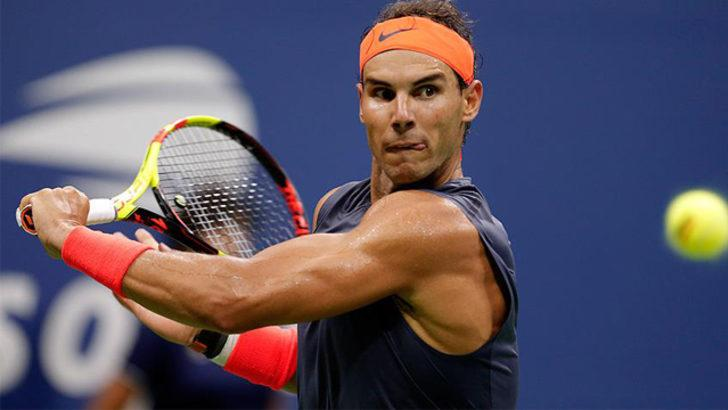 Rafael Nadal'dan örnek davranış