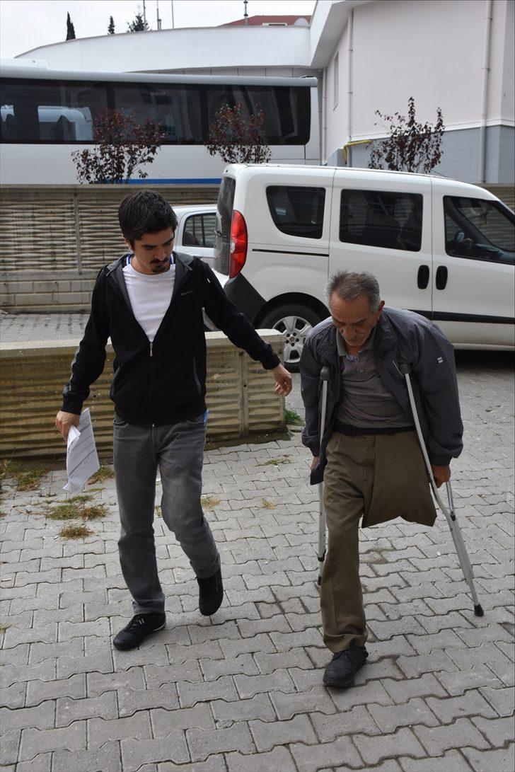GÜNCELLEME - Engelli otomobiliyle uyuşturucu sevkiyatına gözaltı
