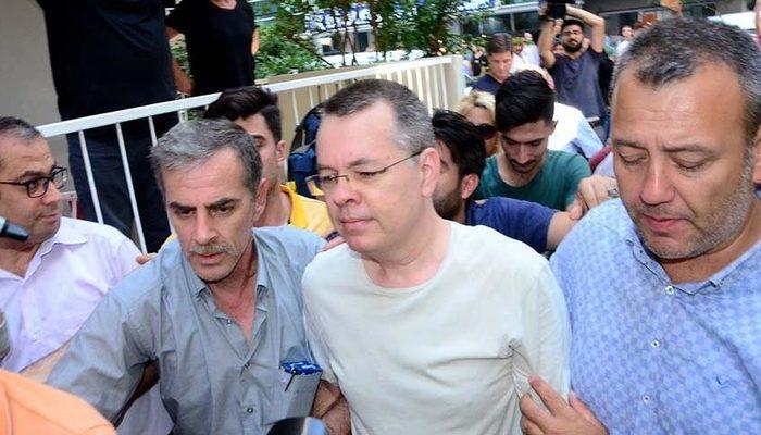 ABD basınından bomba iddia: Rahip Brunson serbest bırakılacak