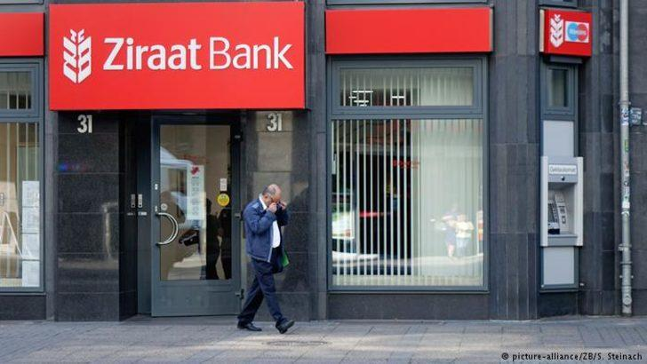 Almanya'da Ziraat Bankası soruşturması
