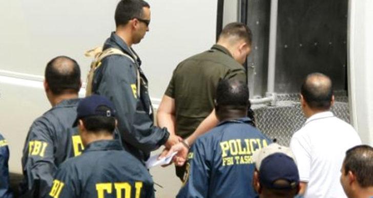 ABD'yi kana bulayacaktı! 100 kiloluk bombayla yakalandı