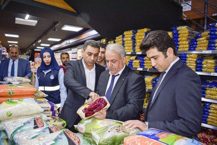 İpekyolu Belediyesinden 'fahiş fiyatlarla mücadele' çalışması