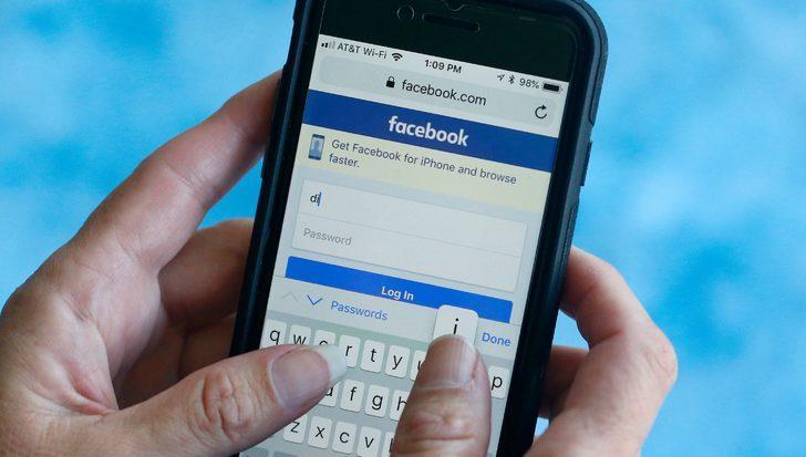ESET: Facebook'ta veri sızıntısına karşı çıkış - giriş yapın