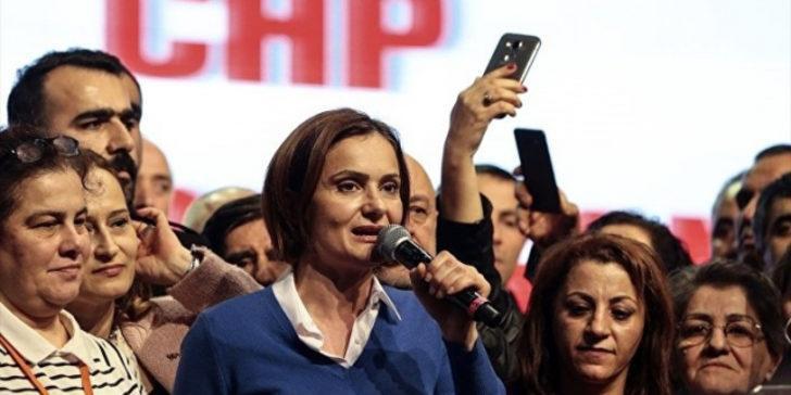 CHP'nin İstanbul adayı açıklanıyor mu? Canan Kaftancıoğlu: Bu akşam sürprizimiz olacak