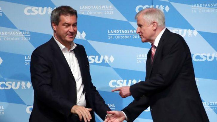 Bavyera'da Kritik Seçimler