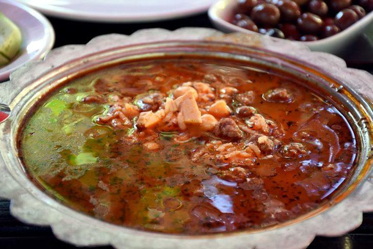 Turizm cennetinin şifalısı: Gülüklü çorbası nasıl yapılır?