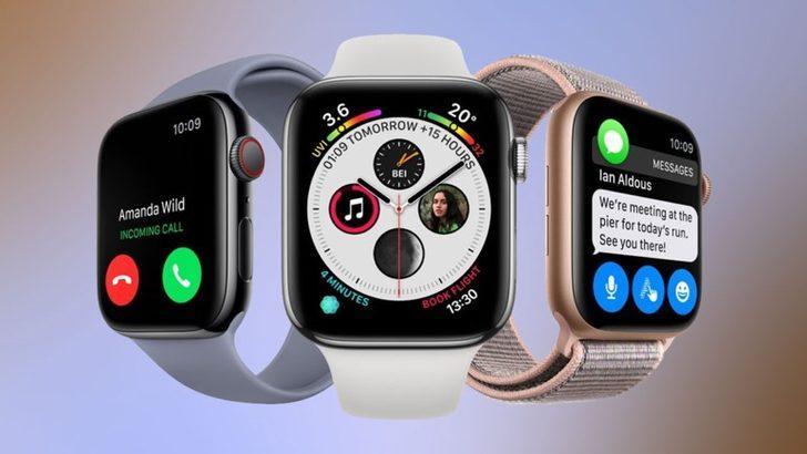 Apple Watch için tarih belli oldu