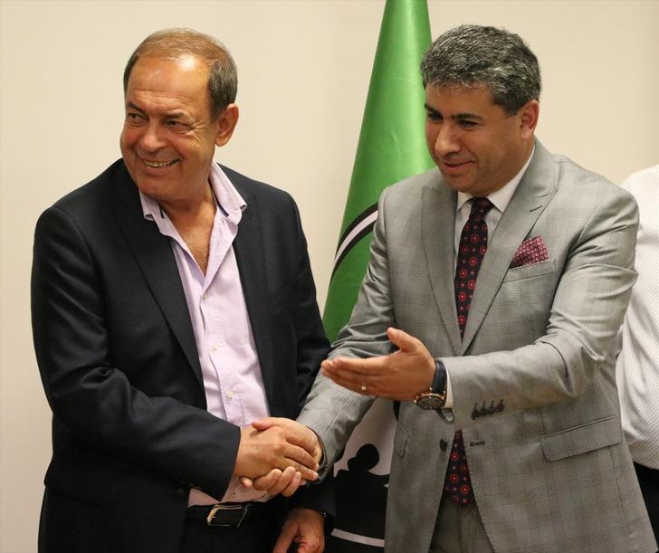 Denizlispor Yücel İldiz ile 1+1 yıllık sözleşme imzaladı