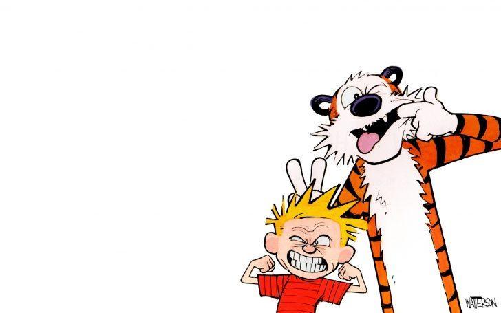 Calvin ile Hobbes Sever Misiniz?