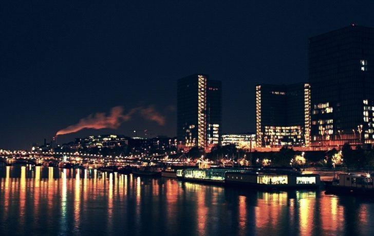 Юбилеем нина, картинки анимации ночные города