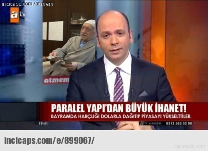 Geçmişten Günümüze, En Çok Paylaşılan 'Paralel Yapı VS AKP' Caspleri