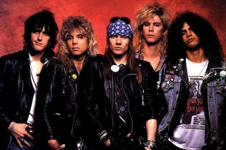 Dünya Henüz Bu Kadar Ahlaksız Bir Grup Görmedi: Zamanında Rock N' Roll'un Kralını Yaşayan Guns N' Roses ve Hiç Duymadığınız 8 Yaşanmış Hikaye!