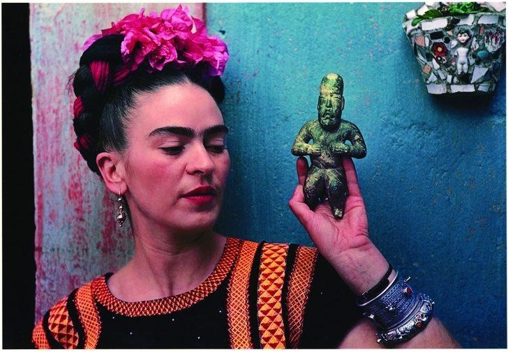 Umutsuz Aşık, Büyük Ressam Frida Kahlo'nun Gardırobu