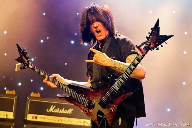 Gitarın Hız Tanrısıyla Tanışın; Michael Angelo Batio