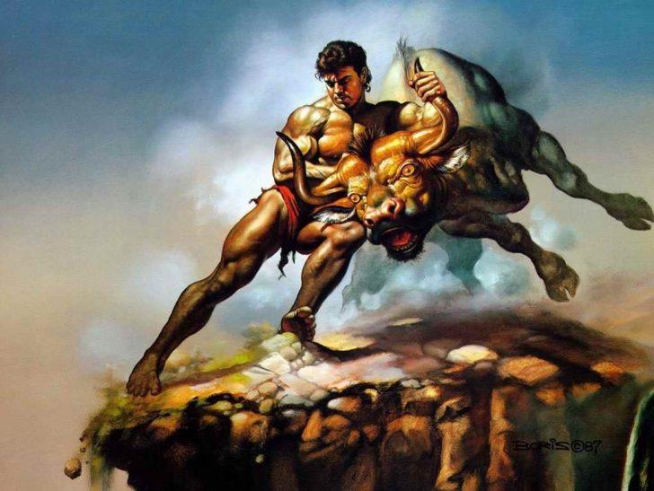 Yunan Mitolojisi'nin En Merak Edilen 6 Kahramanı