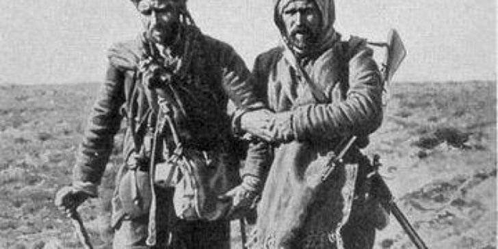 Bir Kahramanlık Hikayesi; Avustralya'ya Savaş Açan İki Osmanlı Askeri
