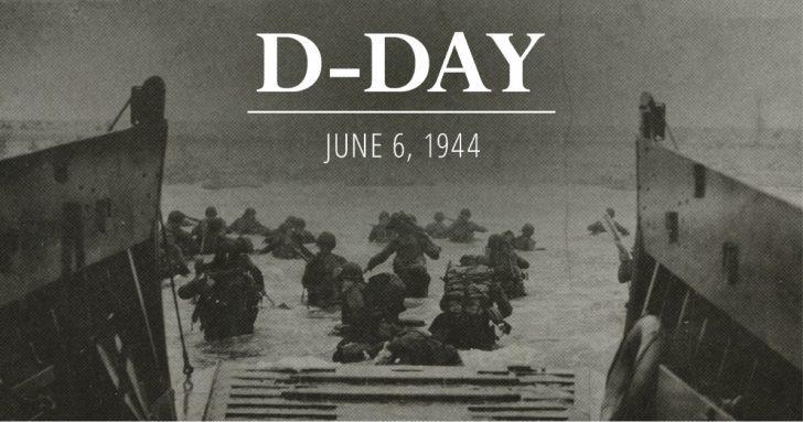 İkinci Dünya Savaşı'nın Kaderini Etkileyen Cephe; D-Day