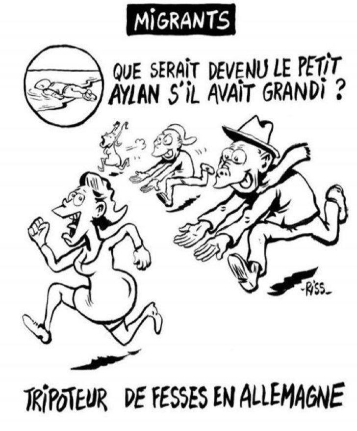 Charlie Hebdo'nun Olay Yaratan Karikatürü Medya Tarafından Nasıl Manipüle Edildi? Karikatürün Ardındaki Gerçekler
