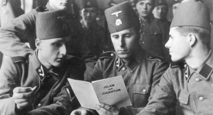 2. Dünya Savaşı'nın Namaz Kılan, Fes Takan Müslüman Nazileri: SS Hançer Birliği