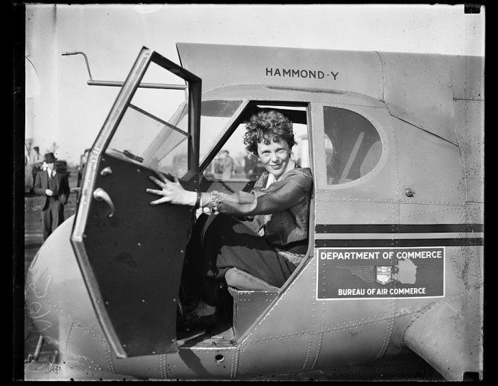 Çözülmemiş Bir Gizem; Pasifik'de Kaybolan Pilot Amelia Earhart