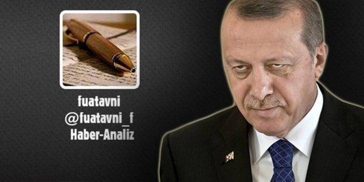 """Twitter Fenomeni Fuat Avni'den Yeni İddialar: """"İsrafsaray'da Davutoğlu'na David Lakabını Taktılar!"""""""
