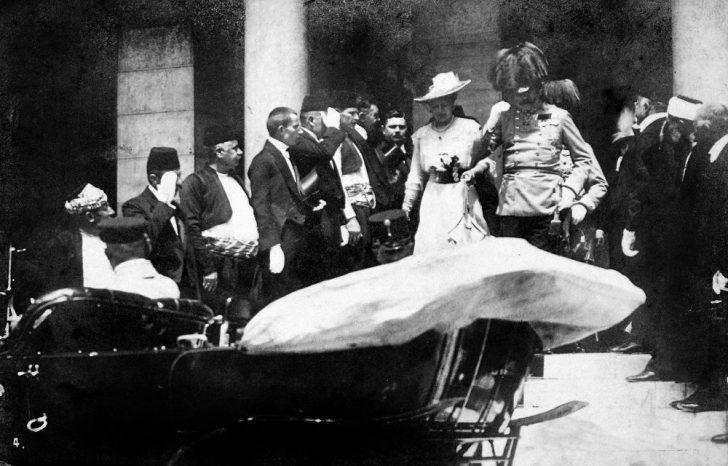 Bir Dünya Savaşı Bahanesi: Franz Ferdinand Suikasti