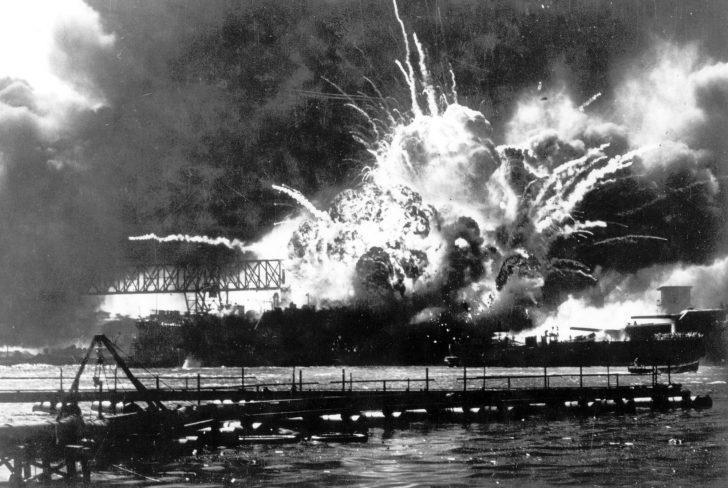 II.Dünya Savaşı'na Katılma Hikayesi; Pearl Harbor