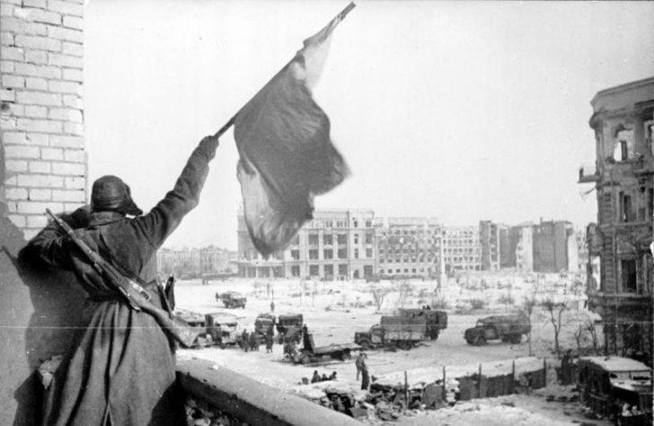 İkinci Dünya Savaşı'nın Kaderini Değiştiren Cephe; Stalingrad