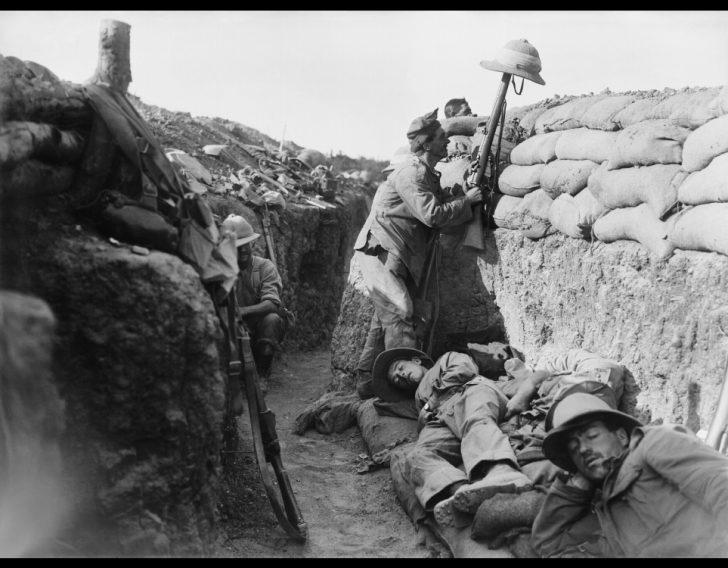 Gelibolu Savaşı'ndan Hiç Görmediğiniz 20 Görsel